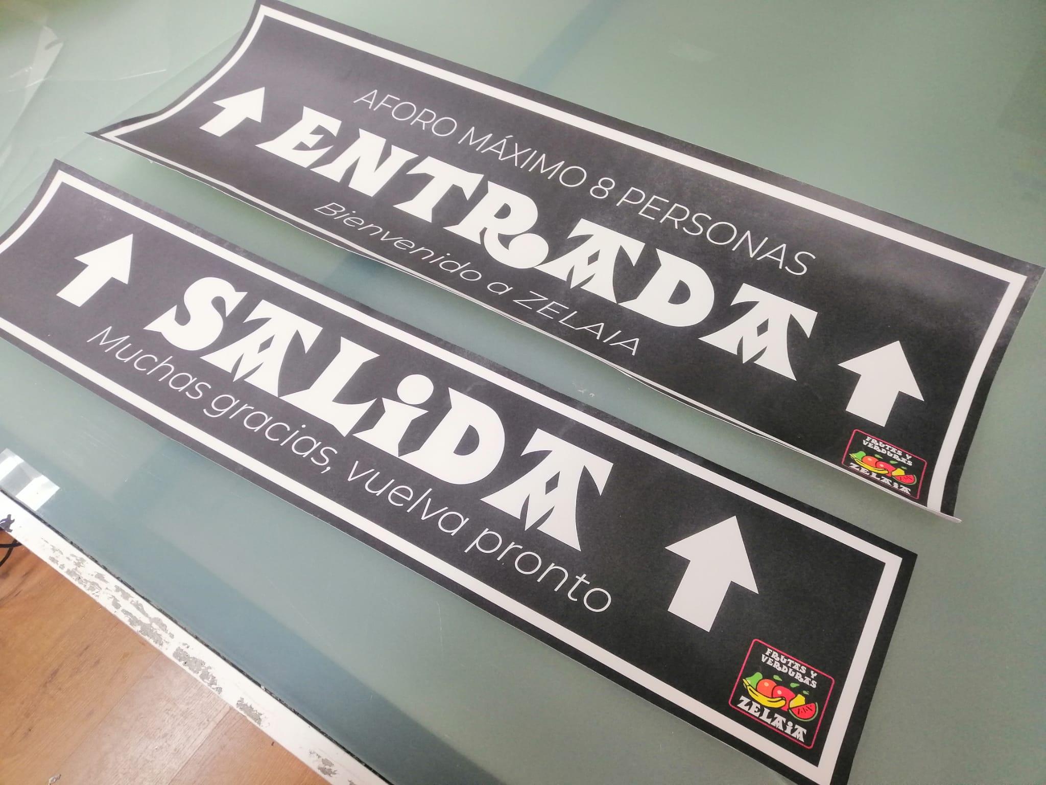 Vinilo impreso para suelo, en Cantabria