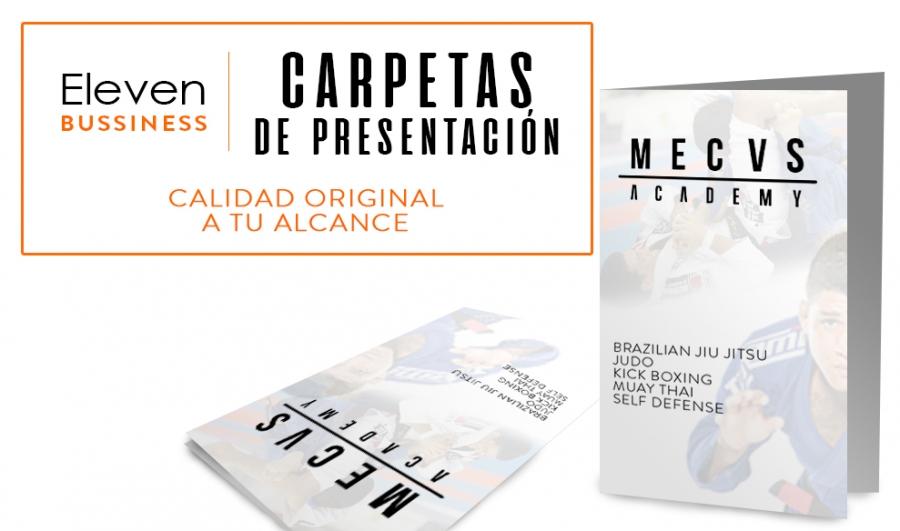 Diseño e impresión de Carpetas de Presentación para empresas en Cantabria y País Vasco