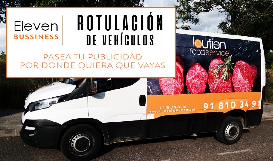 Rotulación de Furgonetas en Cantabria y País Vasco