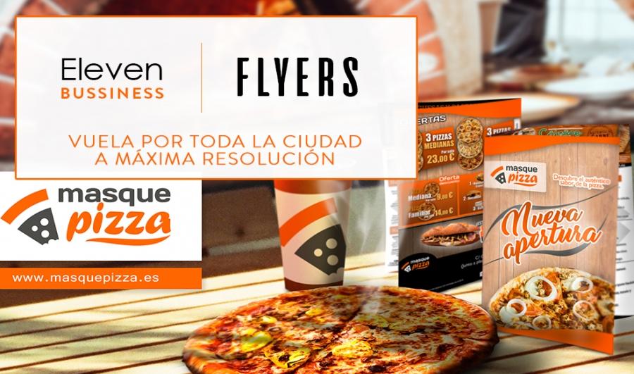 Diseño e impresión de Flyers en Cantabria y País Vasco